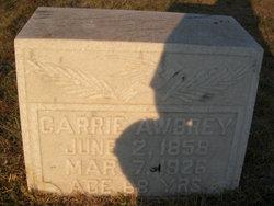 Carrie Awbrey