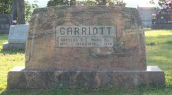 Anna M. <I>Morris</I> Garriott