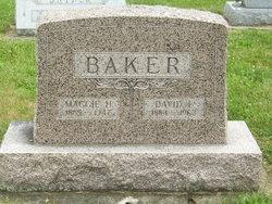 "Margaret M. ""Maggie"" <I>Hoover</I> Baker"