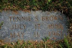 Tennie S. Brown