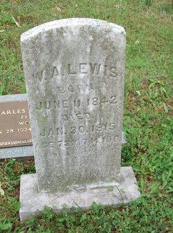 William Aaron Lewis