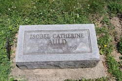 Isobel Catherine Auld