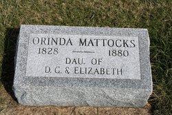 Orinda <I>Mattocks</I> Johnson
