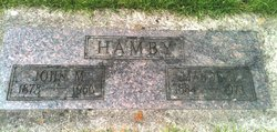 John M Hamby