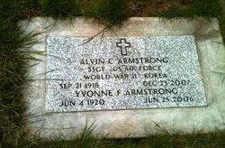 Alvin C Armstrong