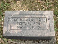 Rachel Jane <I>Adkins</I> Pate
