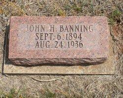 John Henry Banning