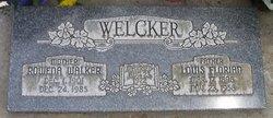 Rowena <I>Walker</I> Welcker