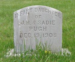 Infant Daughter Pugh