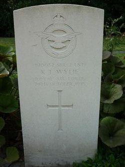 Sergeant Kenneth Thomas Wylie