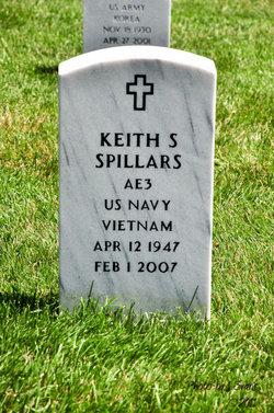 Keith S. Spillars
