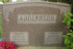 Carl Edward Adolphson