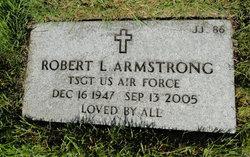 Robert Lewis Armstrong