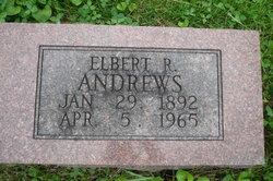 Elbert R. Andrews