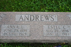 Anna Louise <I>Dickey</I> Andrews