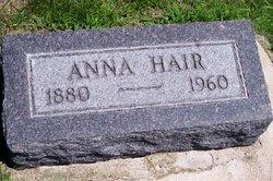 Anna <I>Ultsch</I> Hair