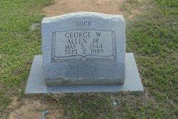 """George Wesley """"Dock"""" Allen, Jr"""