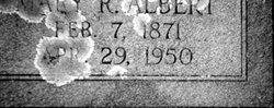Mary Rosetta <I>Jones</I> Albert