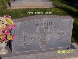 Bella Mamie <I>Prince</I> Wright