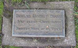 Beulah <I>Mooney</I> Woods
