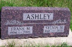 Sylvia  Marie <I> Paulsen</I> Ashley