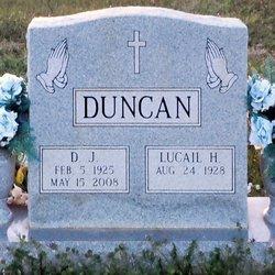 Lucail <I>Hensley</I> Duncan