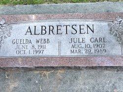 Guelda W. <I>Webb</I> Albretsen