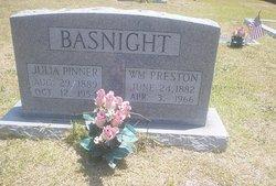 William Preston Basnight