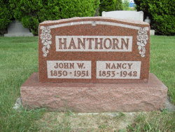 Nancy <I>Goldsmith</I> Hanthorn