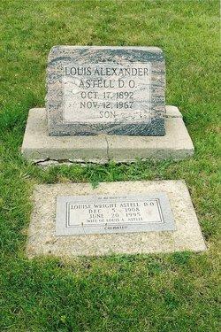"""Dr Louis Alexander """"Alex"""" Astell"""