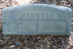 """Margaret Ann """"Maggie"""" Harwell"""