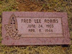 Fred Lee Adams