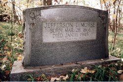 Jefferson Lawrence Morse
