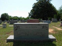 Hattie <I>Walters</I> Allison