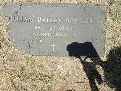 William Bailey Badger, Jr