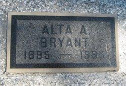 Alta A. <I>Henderson</I> Bryant