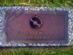 "Mabel Edna ""Pat"" Cleghorn"