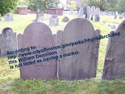 Deacon William Denison