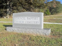 Council Baptist Church Cemetery