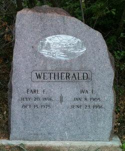 Earl Emeron Wetherald