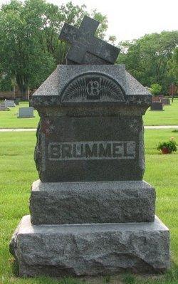 Marie <I>May</I> Brummel