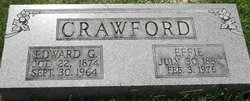 Effie <I>Armstrong</I> Crawford