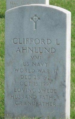 Clifford Leonard Ahnlund