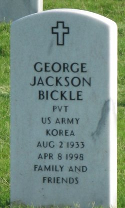 George Jackson Bickle