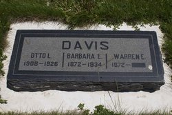 Barbara Elizabeth <I>Mooney</I> Davis