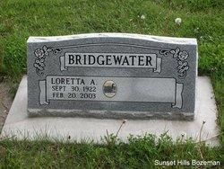 Loretta A. Bridgewater