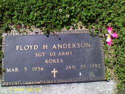 Floyd Hartley Anderson
