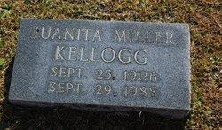 Juanita <I>Miller</I> Kellogg
