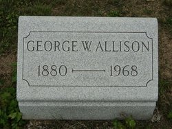 George Wisecarver Allison