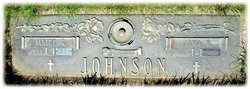 Alma <I>Behrens</I> Johnson